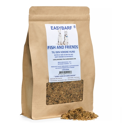Easybarf Fish and Friends 1100 gram