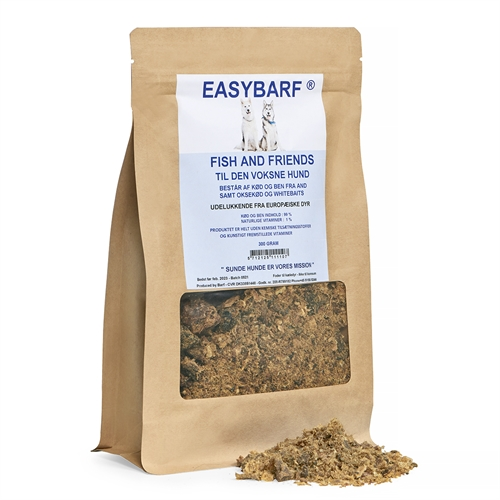 Easybarf Fish and Friends 300 gram