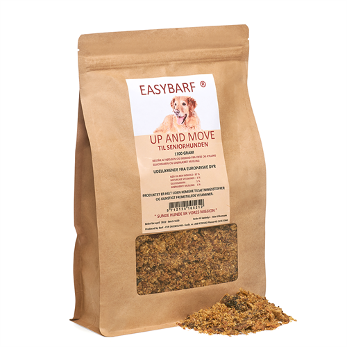 Easybarf Up & Move senior 1100 gram