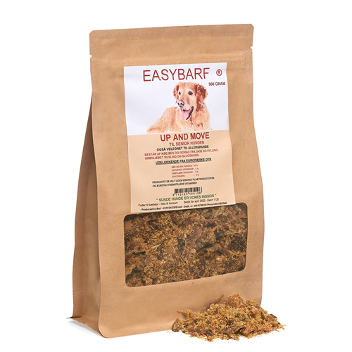 Easybarf Up & Move senior 300 gram